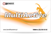 Karta MultiActive